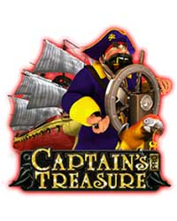 Captains Treasure Pro Slot