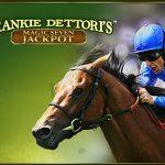 Frankie Dettori's Magic Seven Jackpot Slot