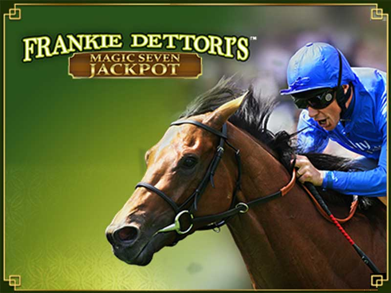 frankie dettori magic seven casino