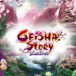 Geisha Story Progressive Jackpot Slot