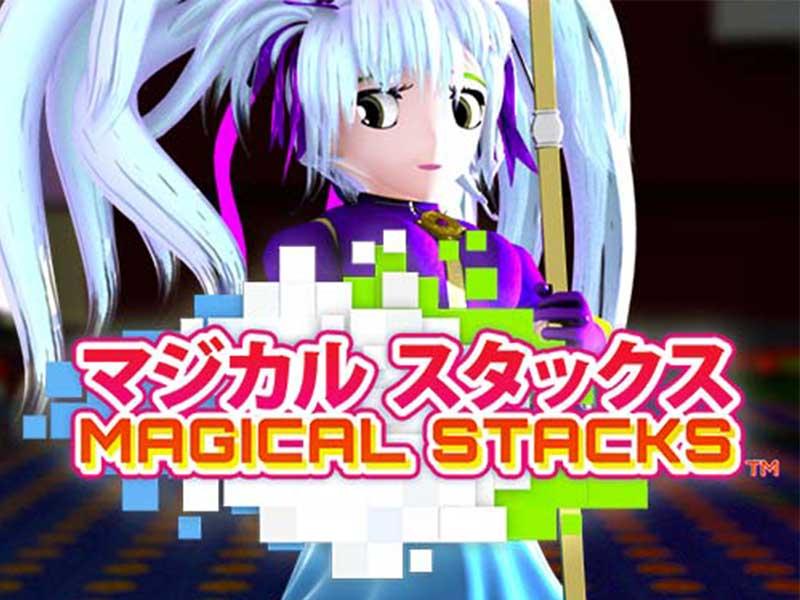 Magical Stacks Slot