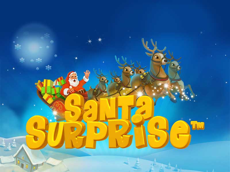 Spiele Santas Surprize - Video Slots Online