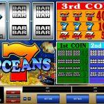 7 Oceans Microgaming Slot