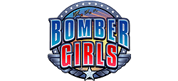 Bomber Girls Slot logo