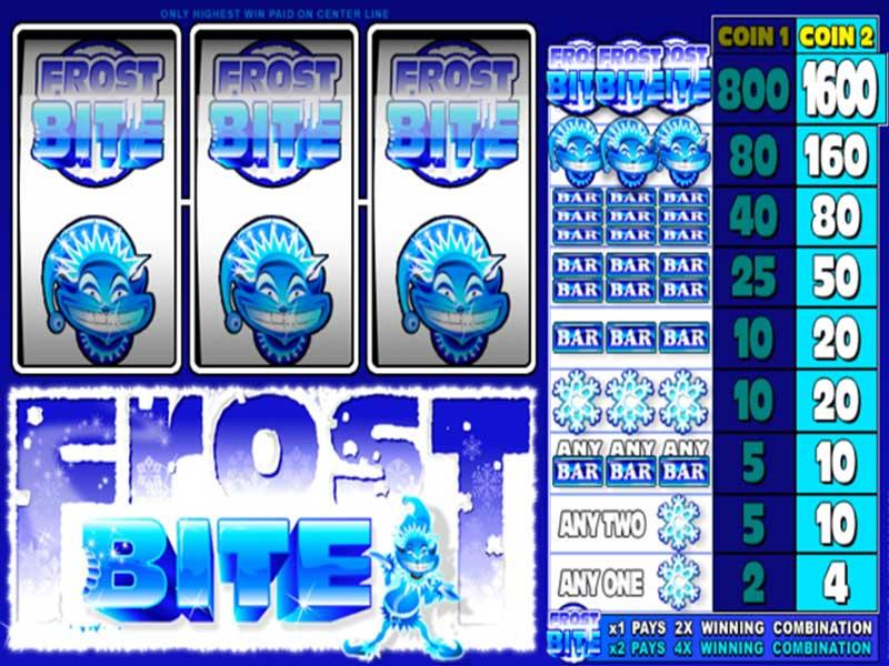 Spiele Frost Bite - Video Slots Online