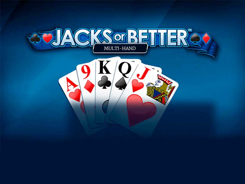 Jacks or Better Multi-Hand