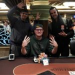 Josh Reichard Claims Career Eighth Gold Ring during WSOP Circuit Horseshoe Southern Indiana Stop