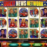 Lucky News Network Slot