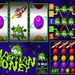 Martian Money Slot