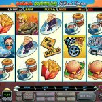 Mega Moolah 5 Reel Drive Slot