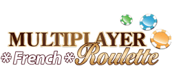 Multiplayer French Roulette logo