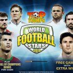 Top Trumps – World Football Stars 2014 Slot