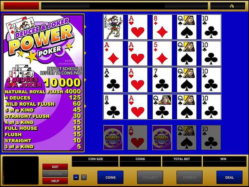 Spiele Deuces & Jokers - Video Slots Online