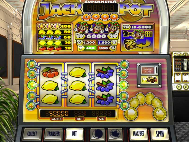 Jackpot 6000 Slot Machine Online ᐈ NetEnt™ Casino Slots