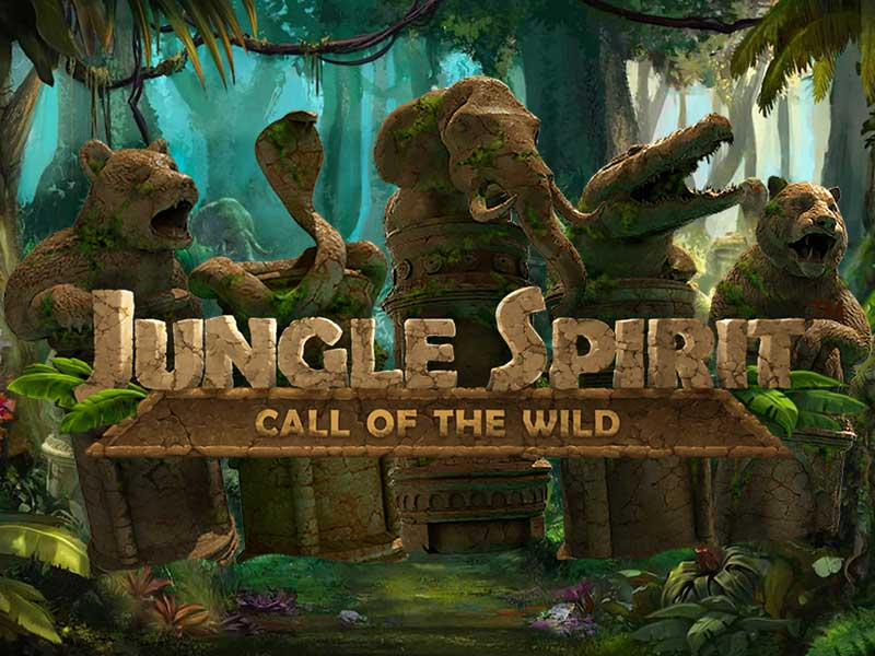 Jungle Spirit Call Of The Wild Slot