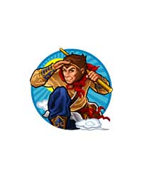 Play Slot Monkey King by Microgaming