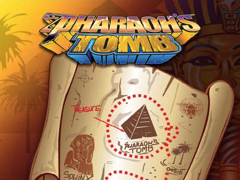 Pharaos Tomb Slots - Play Free Casino Slots Online