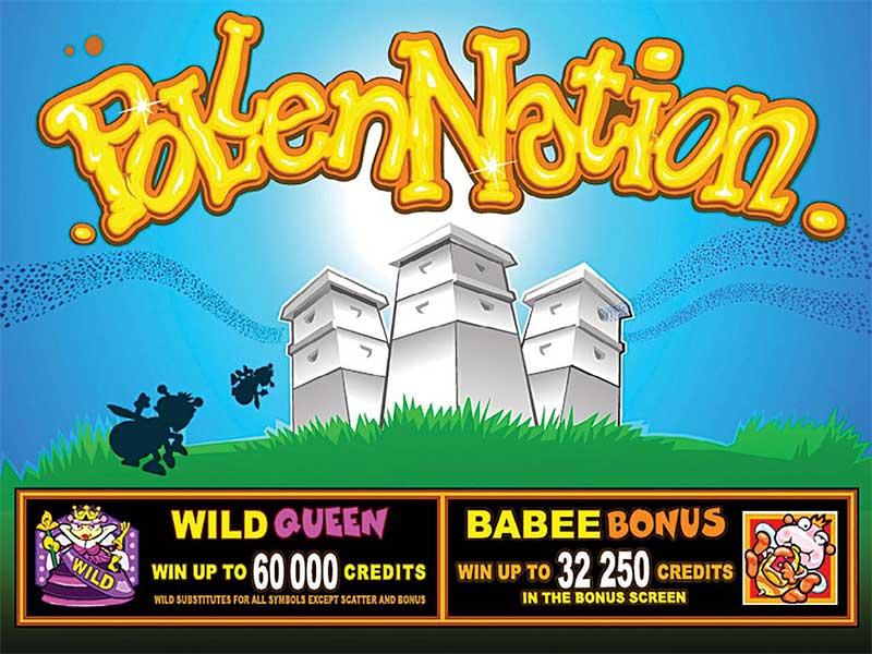 Spiele Pollen Nation - Video Slots Online