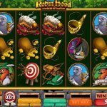 Robin Hood Feathers of Fortune Slot