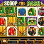 scoop the cash slot