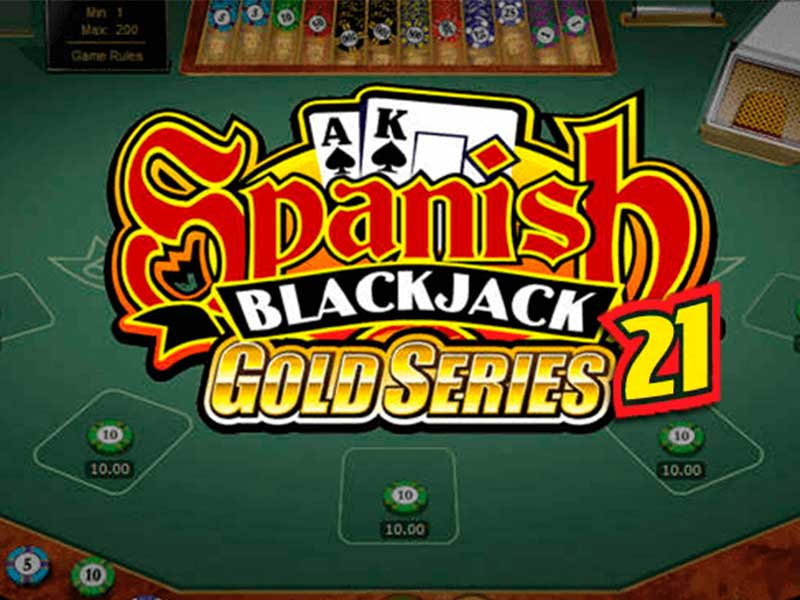 Play Spanish 21 Blackjack by Microgaming