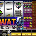 S.W.A.T. Team slot