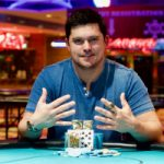 Valentin Vornicu Wins Record 10th WSOP Circuit Gold Ring to Tie With Maurice Hawkins