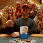 Brad Albrinck Eyes Back-to-Back Title in WSOP Circuit Harrah's Cherokee Main Event