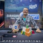 Andrey Novak Wins partypoker Eurasian Poker Tour Prague €5,300 High Roller Eight-Max