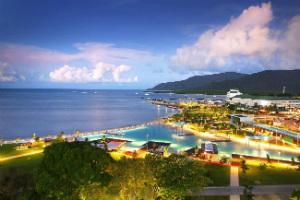 Casino Giants Register Interest in Cairns Global Tourism Hub Plan