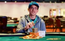 Greg Kolo Wins WSOP Circuit Seminole Casino Coconut Creek $365 Pot-Limit Omaha Re-Buy