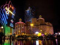 Las Vegas, Macau Casino Revenue Comparison Report (with Infographic)