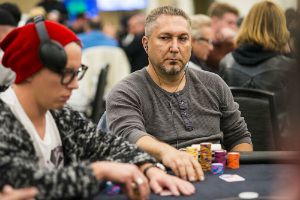 John Misirian Leads after WPT L.A. Poker Classic $10,000 Championship Day 1