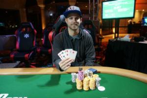 Tyler Groth Wins WSOP Circuit Rio Las Vegas $365 Pot-Limit Omaha