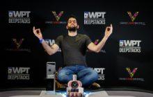 Ioannis Angelou-Konstas Makes History in Brussels, Wins Second WPTDeepStacks Title