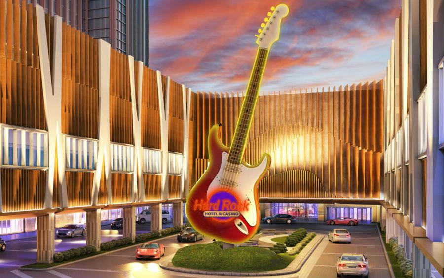 Hard Rock Seeks Site Approval for Atlantic City Casino