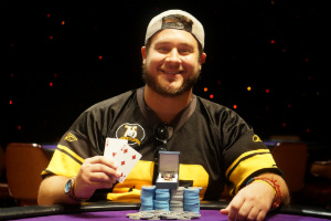 Brennan Benglis Wins First Circuit Ring with $365 NLH 6-Max Victory