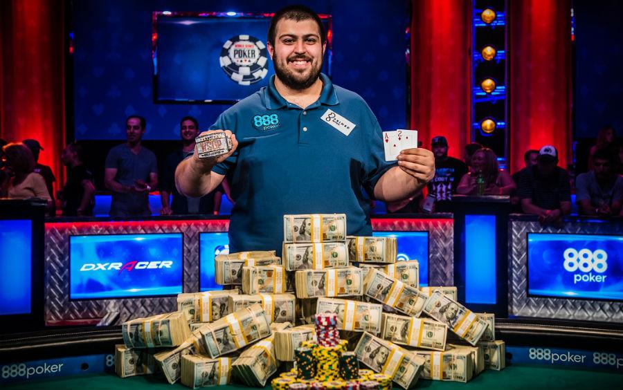Poker Main Event Winners