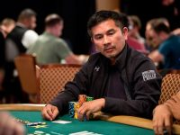 Truyen Nguyen Leads 2018 WSOP Main Event Day 1A Survivors