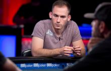 Justin Bonomo Eyes Another Peak, Leads after 2018 WSOP Big One for ONE DROP Day 2