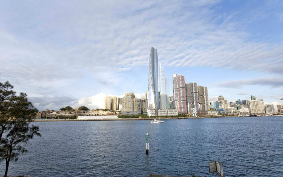Crown Sets Sights on Asia to Seek Buyers for Apartments at ...