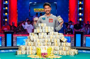 John Cynn Claims 2018 WSOP Main Event Title after Grueling Heads-Up Against Tony Miles