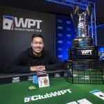 Simon Lam Takes Down Inaugural WPT Gardens $5,000 Main Event