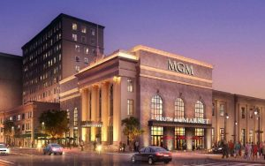 MGM Springfield Denied Request for Animated Parking Garage Sign