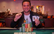Ryan Weiss Takes First Ring at WSOP Circuit Coconut Creek $400 NHL Re-Entry