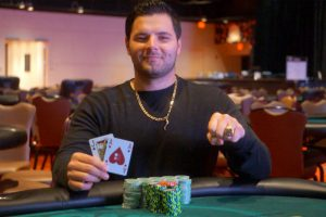 John DePersio Wins WSOP Circuit Coconut Creek Opening Event for Second Gold Ring