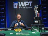 Erkut Yilmaz Joins WPT Champions Club with Borgata Poker Open Victory