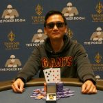 Francis Zhang Wins First WSOP Circuit Gold Ring at Thunder Valley Casino
