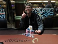 Carl Brewington Takes Down WSOP Circuit Horseshoe Southern Indiana $400 No-Limit Hold'em Monster Stack