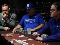 James Hill Leads 31 Hopefuls after WSOP Circuit Horseshoe Southern Indiana Main Event Day 1A
